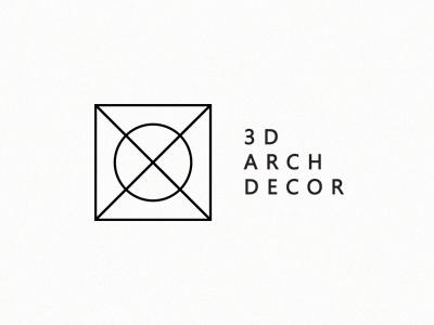 3D Arch Decor